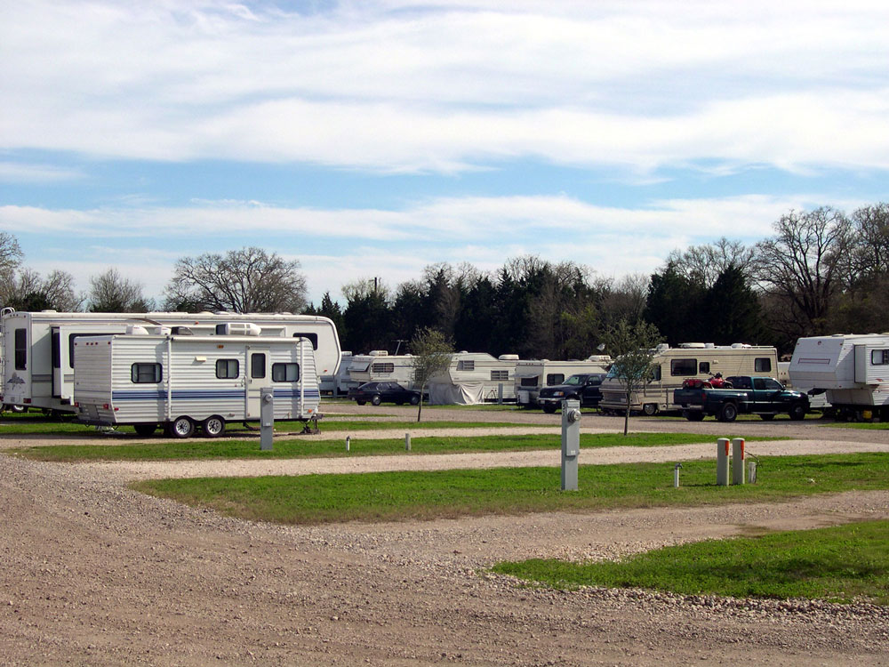 Sonora campground, RV park near Sonora TX